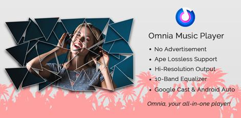 Omnia Music Player | Rhythm Software